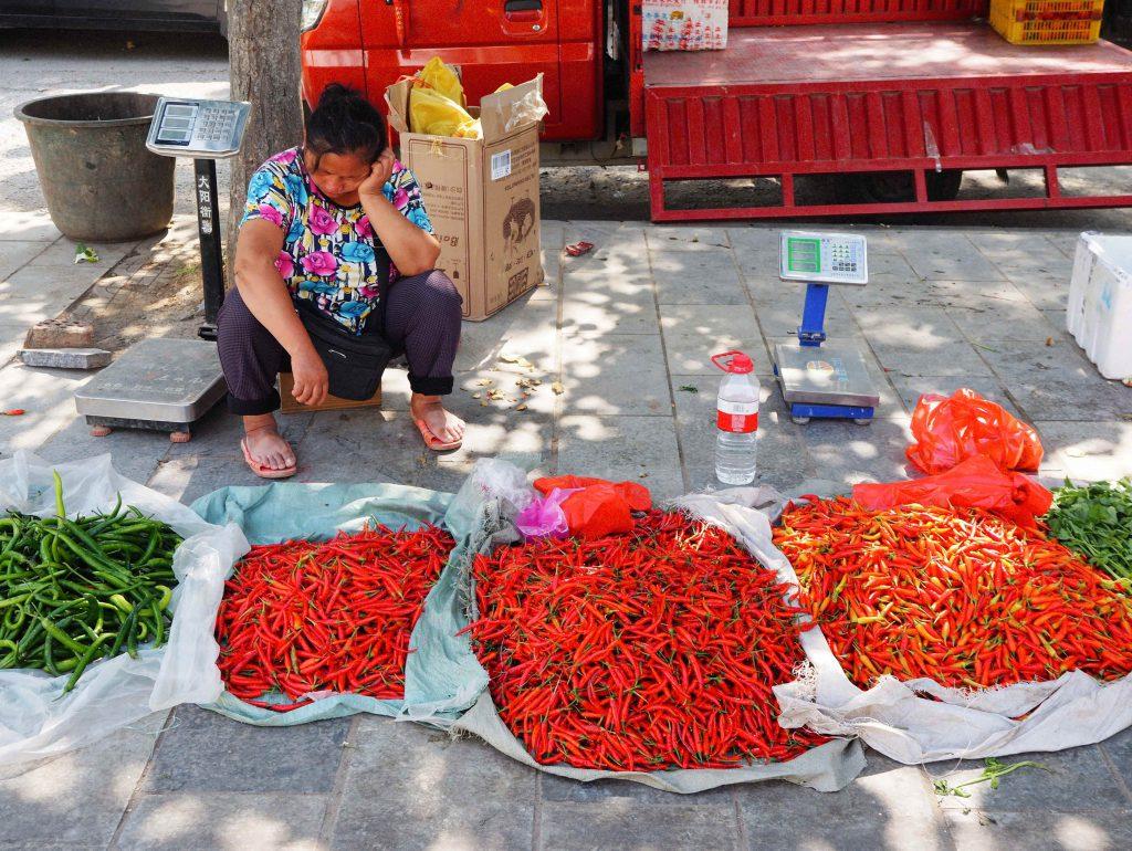 Yangshuo. China.