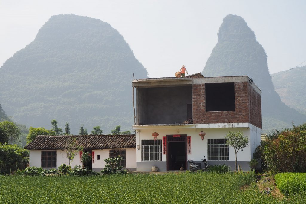 Yangshuo. Chiny.