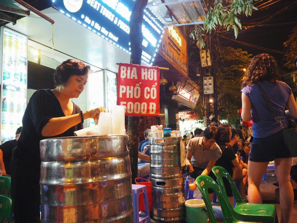 Beer in Wietnam