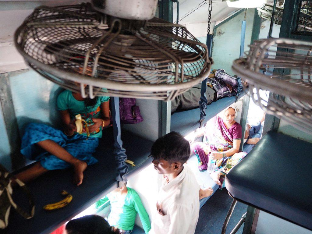 SL Train India