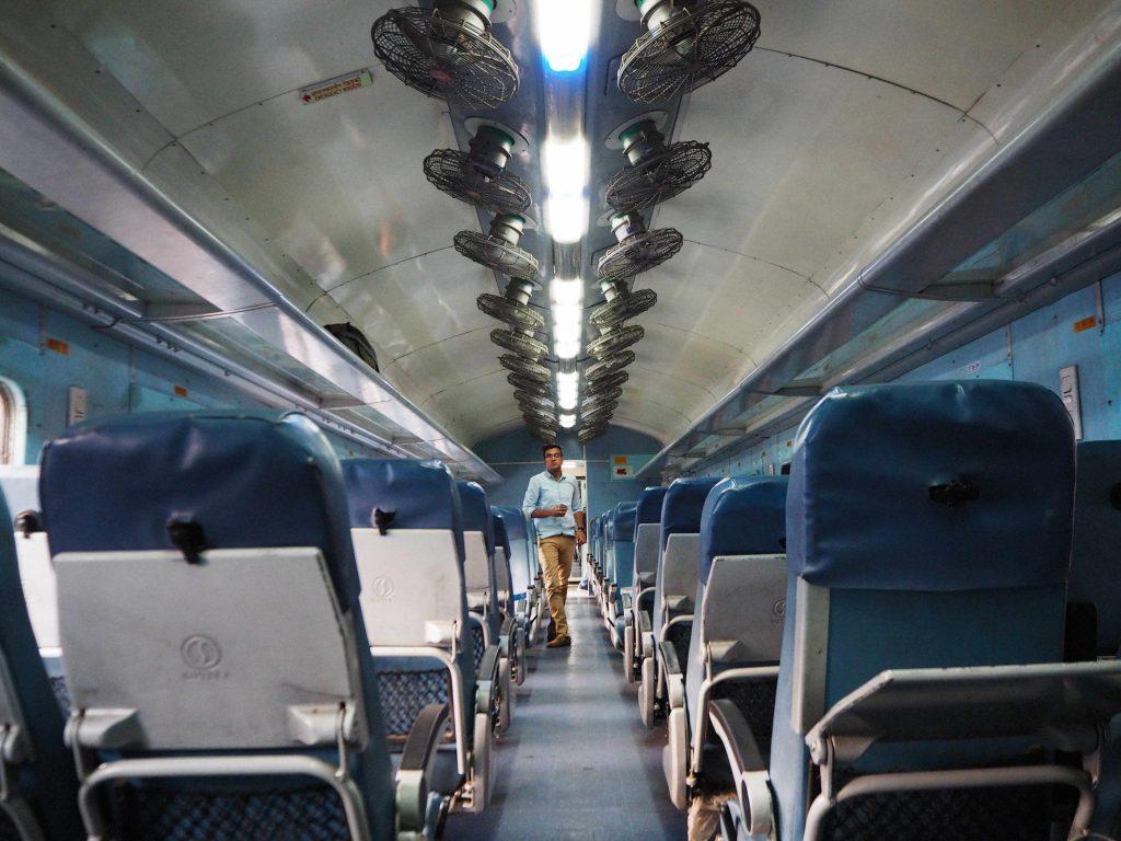 Indyjskie pociągi