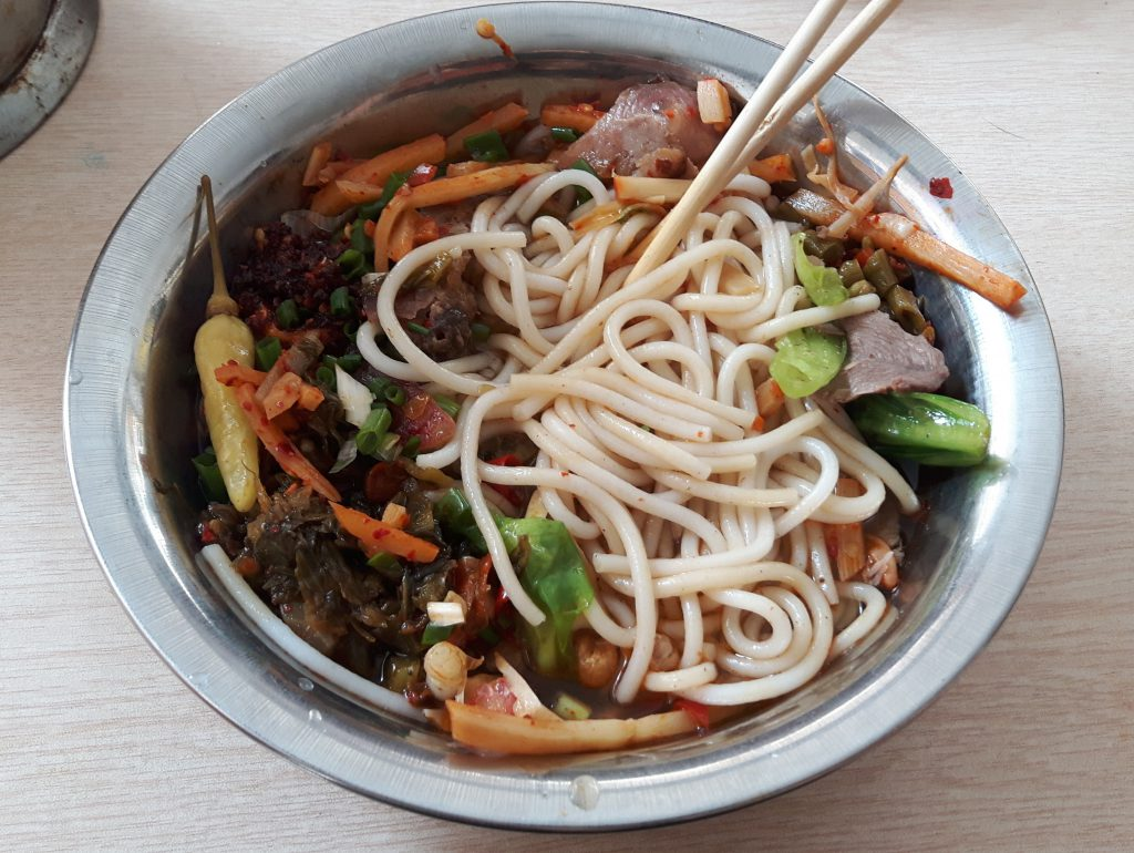Chińskie jedzenie