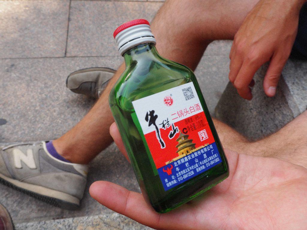 Alkohol w Chinach